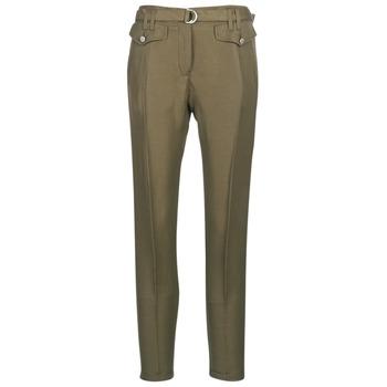Kleidung Damen 5-Pocket-Hosen Ikks BN22125-56 Kaki