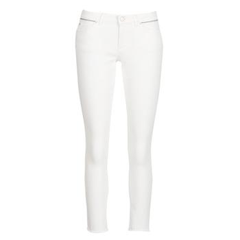 Kleidung Damen Slim Fit Jeans Ikks BN29135-11 Weiss