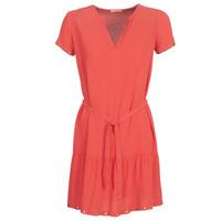 Kleidung Damen Kurze Kleider Ikks BN30115-35 Korallenrot / Rose