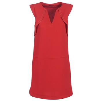 Kleidung Damen Kurze Kleider Ikks BN31075-36 Rot