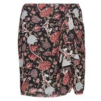 Kleidung Damen Röcke Ikks BN27105-02 Schwarz / Multifarben