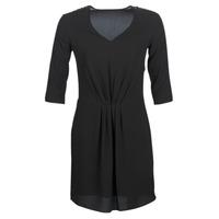 Kleidung Damen Kurze Kleider Ikks BN30015-02 Schwarz