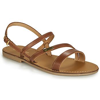 Schuhe Damen Sandalen / Sandaletten Les Tropéziennes par M Belarbi BADEN Braun