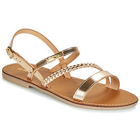 Schuhe Damen Sandalen / Sandaletten Les Tropéziennes par M Belarbi BATRESSE Gold