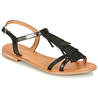Schuhe Damen Sandalen / Sandaletten Les Tropéziennes par M Belarbi BELIE Schwarz