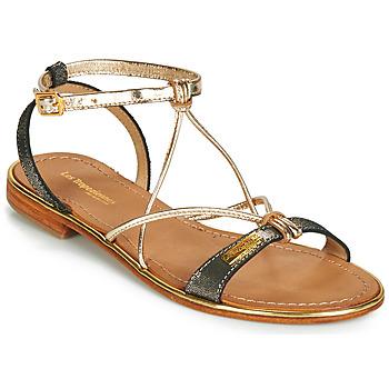 Schuhe Damen Sandalen / Sandaletten Les Tropéziennes par M Belarbi HIRONDEL Schwarz