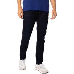 Kleidung Herren Slim Fit Jeans G-Star Raw Herren D-Staq 5 Pocket Slim Fit Jeans, Blau blau