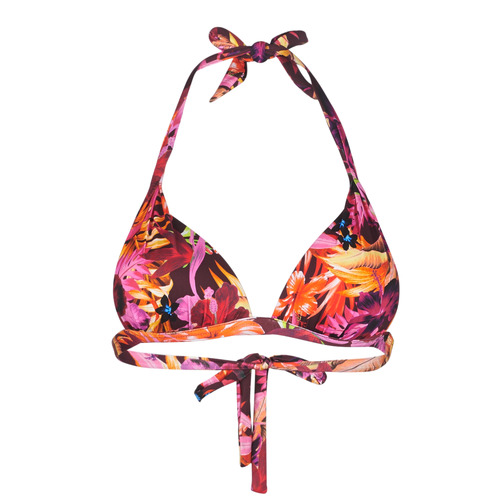 Banana Moon Simo Tropisun Rose / Multifarben - Kostenloser Versand | Kleidung Bikini Ober- Und Unterteile Damen 3290