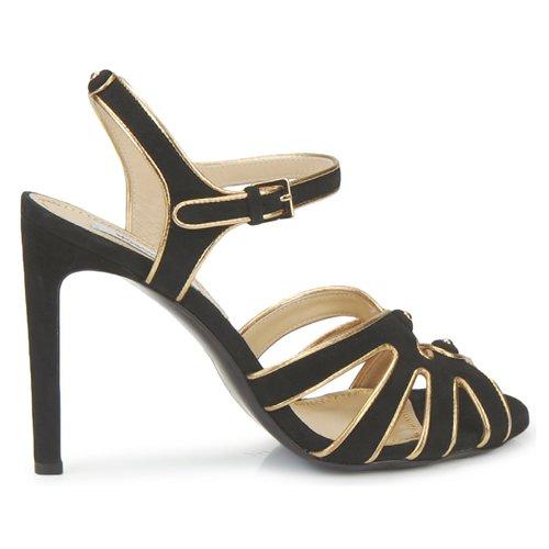 Moschino MA1604 Schwarz  Schuhe 219,60 Sandalen / Sandaletten Damen 219,60 Schuhe b0d372