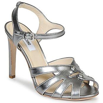 Schuhe Damen Sandalen / Sandaletten Moschino MA1604 Nappa-Accai