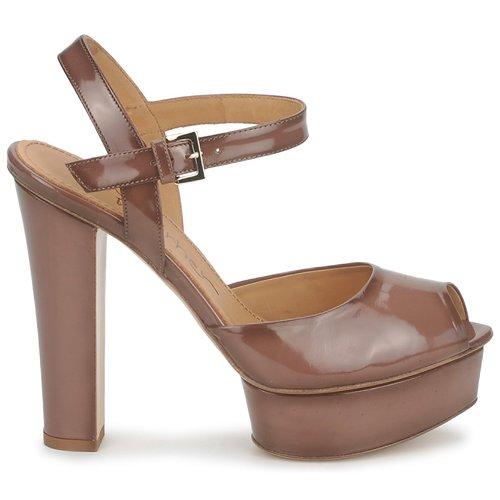 Eva Schuhe Turner ERSILIA Braun  Schuhe Eva Sandalen / Sandaletten Damen 244,30 cdc54f