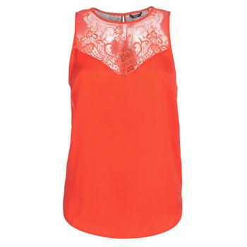 Kleidung Damen Tops / Blusen Guess SCARLET Rot