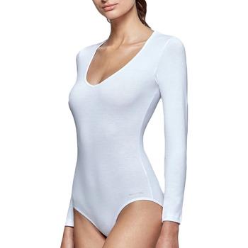 Unterwäsche Damen Bodys Impetus Innovation Woman 8403898 001 Weiss