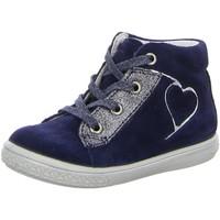 Schuhe Jungen Boots Ricosta High SINA 67 2527900 179 blau