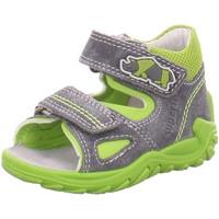 Schuhe Jungen Sandalen / Sandaletten Superfit Sandalen 2-00011-44 2-00011-44 grau