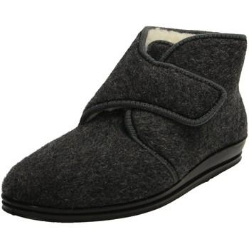 Schuhe Herren Hausschuhe Rohde 2612/82 2613/82 schwarz