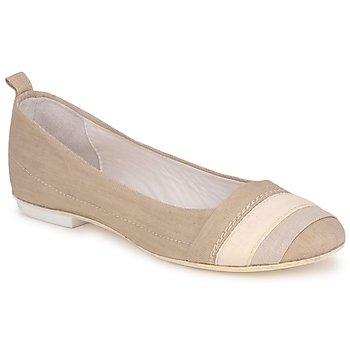 Schuhe Damen Ballerinas Marithé & Francois Girbaud BRUMES Beige