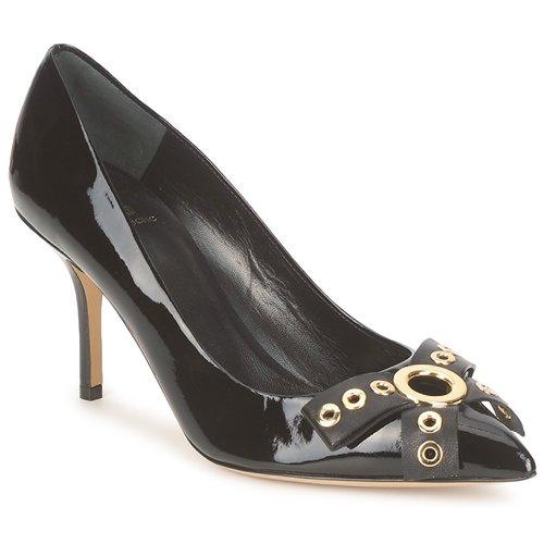 Schuhe Damen Pumps Moschino Cheap & CHIC CA1012 Schwarz