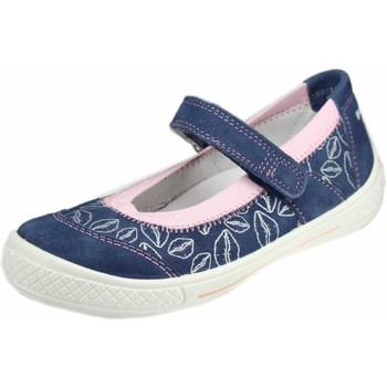 Schuhe Mädchen Derby-Schuhe & Richelieu Legero Spangenschuhe 2-00105-89 blau