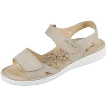 Schuhe Damen Sandalen / Sandaletten Ganter Sandaletten Gina 200122-1900 beige