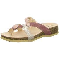 Schuhe Damen Sandalen / Sandaletten Think Pantoletten JULIA 05 82334-33 rot