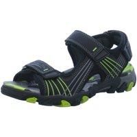 Schuhe Jungen Sportliche Sandalen Legero Trekkingsandalen 8-00100-01 schwarz