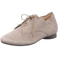 Schuhe Damen Slipper Think Schnuerschuhe Guad 82285-25 82285-25 grau