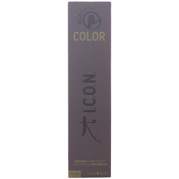 Beauty Accessoires Haare I.c.o.n. Ecotech Color Natural Color 4.0 Medium Brown
