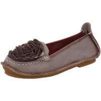 Schuhe Damen Slipper Laura Vita Slipper Viviane gris 442 grau