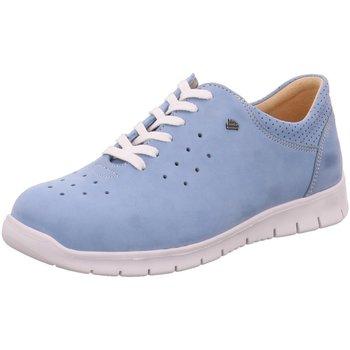 Schuhe Damen Sneaker Low Finn Comfort Schnuerschuhe Barletta Barletta 605214 blau