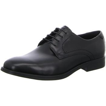 Schuhe Herren Richelieu Ecco Business 621634-50839-Melbourne schwarz