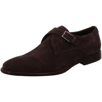 Schuhe Herren Slipper Digel Business Silas 1189710-30 braun