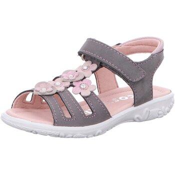 Schuhe Mädchen Sandalen / Sandaletten Ricosta Schuhe CHICA 6422000-450-Chica grau