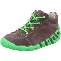 Schuhe Jungen Boots Ricosta Schnuerschuhe -M-Dini 67.1120100.461 grau