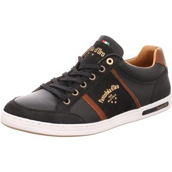 Schuhe Herren Sneaker Low Pantofola D` Oro 10181015-25Y-black schwarz