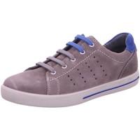 Schuhe Jungen Sneaker Low Ricosta Schnuerschuhe Rey 59.24000-450 graphit Pajero 59.24000/450 grau