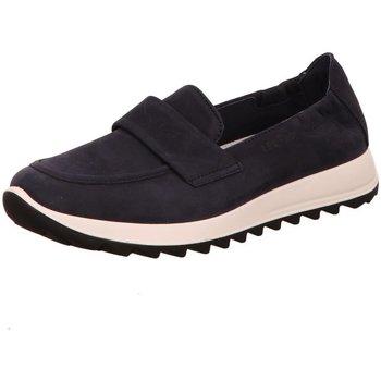 Schuhe Damen Slip on Legero Slipper Amato 4.0 2-00949-72 72 blau