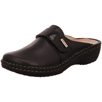 Schuhe Damen Pantoletten / Clogs Rohde Pantoletten Cremona 6175/90 schwarz