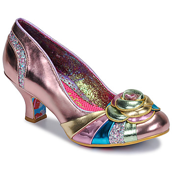 Schuhe Damen Pumps Irregular Choice STUPENDA Rose