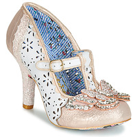Schuhe Damen Pumps Irregular Choice PAPILLON Weiss