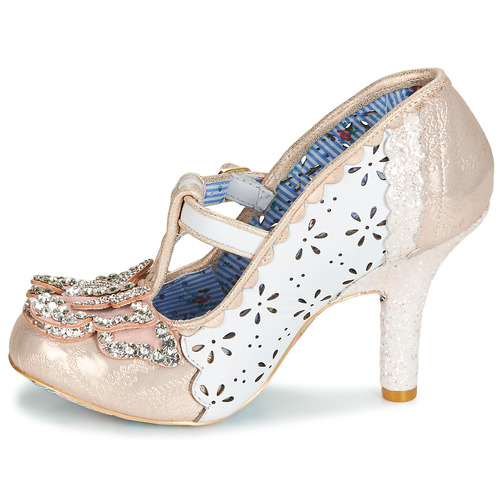 Irregular Choice PAPILLON PAPILLON PAPILLON Weiss  Schuhe Pumps Damen 3bfcd5