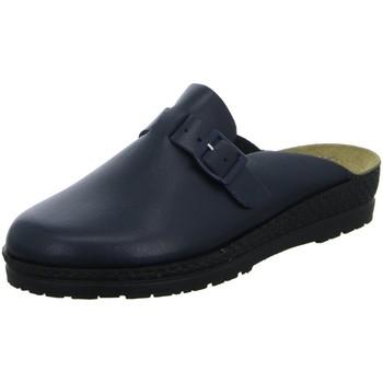 Schuhe Herren Pantoletten / Clogs 030 Berlin Komfort Clog 1447/56 blau
