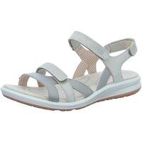 Schuhe Damen Sandalen / Sandaletten Ecco Sandaletten Da.Sandale 821833-50862-cruise-II grau