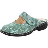 Schuhe Damen Pantoletten / Clogs Finn Comfort Pantoletten Stanford 2552555379 grün