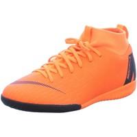 Schuhe Jungen Fitness / Training Nike Hallenschuhe 49,95 JR SUPERFLYX 6 ACADEMY AH7343 orange