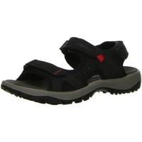 Schuhe Damen Sandalen / Sandaletten Salamander Sportschuhe 32-15501-41 schwarz