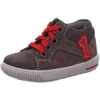Schuhe Jungen Boots Superfit Schnuerschuhe 3-09351-30 3-09351-30 braun