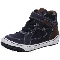 Schuhe Jungen Boots Lurchi Schnuerschuhe 33-14733-22 - blau