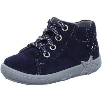 Schuhe Jungen Boots Legero Schnuerschuhe 3-09440-80 blau