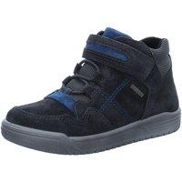 Schuhe Jungen Boots Superfit Klettschuhe 09059-20 grau